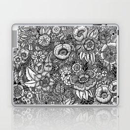 Botanical Floral Artwork Laptop & iPad Skin