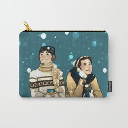 Kevin & Cas - Supernatural Carry-All Pouch