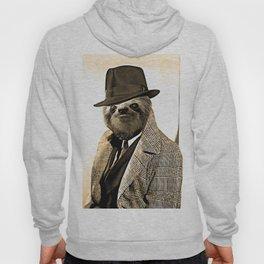 Gentleman Sloth 9# Hoody