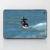 surfer iPad Cases featuring Surfer by Laake-Photos