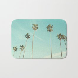 Palm Trees 2 Bath Mat