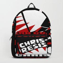 Christmas Resistance  Backpack