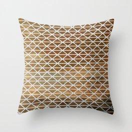 Woven #1 Throw Pillow