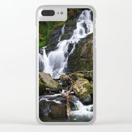Torc Waterfalls  - Ireland Clear iPhone Case