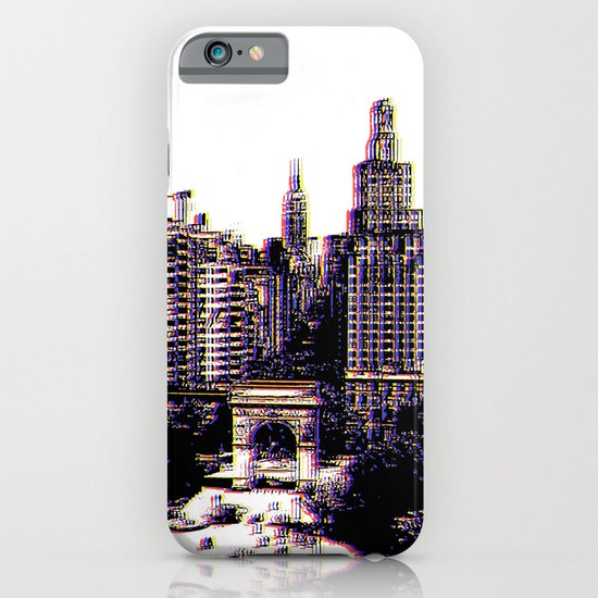 Funkytown - New York City iPhone & iPod Case