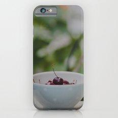 Cherries iPhone 6 Slim Case