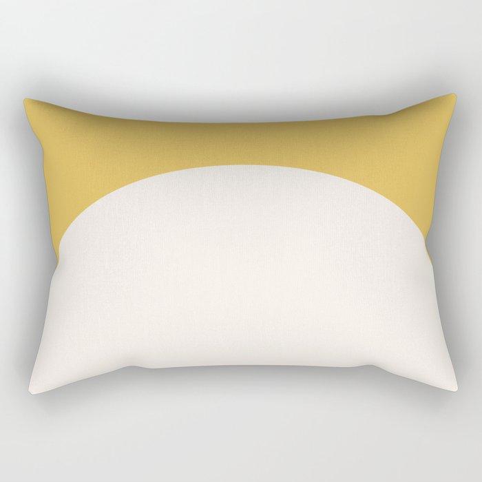 Abstract Geometric 01 Rectangular Pillow