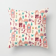 And I Was Daydreaming One Day... Throw Pillow
