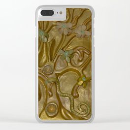 """""""Tree of Knowledge"""" by ICA PAVON Clear iPhone Case"""