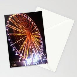 Spinning around Stationery Cards