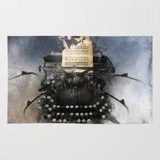 Piandemonium - Writers' Waltz Rug