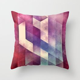 ryd jyke Throw Pillow