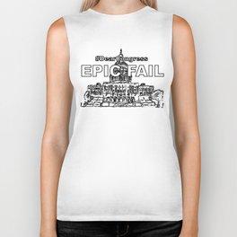 Congress EPIC FAIL Biker Tank