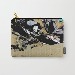 Inside Move - Motocross Racers Carry-All Pouch