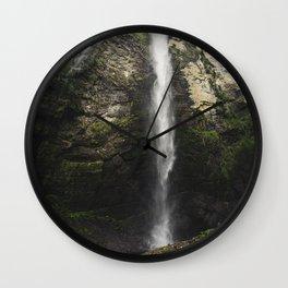 Gocta waterfall, Peru Wall Clock