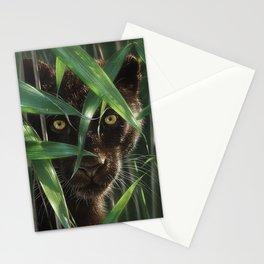 Black Panther - Wild Eyes Stationery Cards