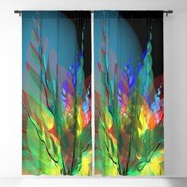 artificial flowerpower -21- Blackout Curtain