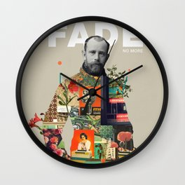 Fade No More Wall Clock