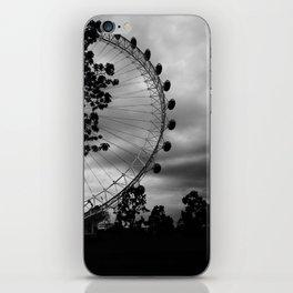 London Eye: Through The Trees iPhone Skin