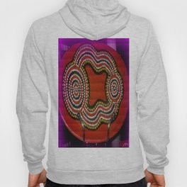 Aboriginal Art Hoody