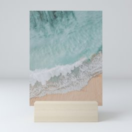 seashore xii Mini Art Print