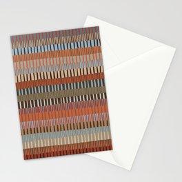 Mix of Stripes #3 Stationery Cards
