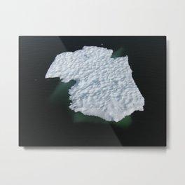 Ice Floe 1 Metal Print
