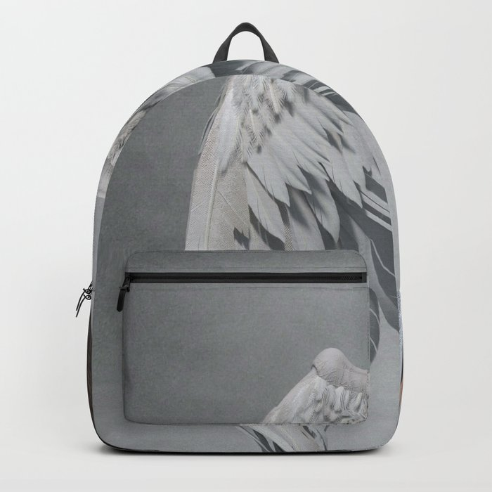 Angelic Warrior Backpack