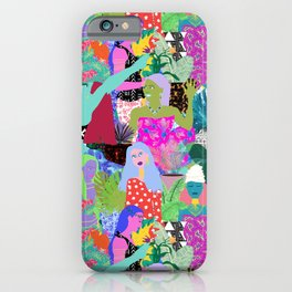 Sisters of Earth iPhone Case