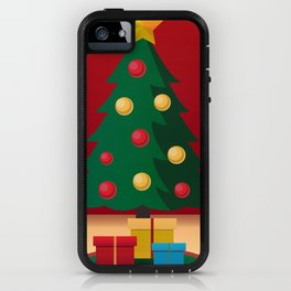 A icon of Christmas iPhone Case