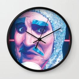 Fantasy Man Wall Clock