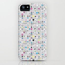 Cositas iPhone Case
