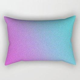 Vice (Color Halftone Pattern) Rectangular Pillow