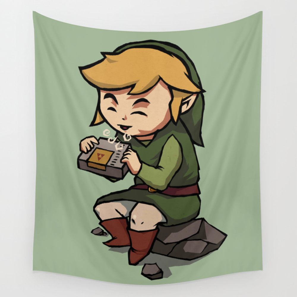 Error Song Wall Tapestry by Mathiole TPS3981123
