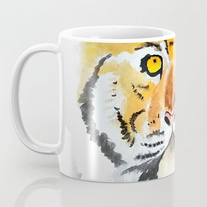 Tiger rawr Coffee Mug