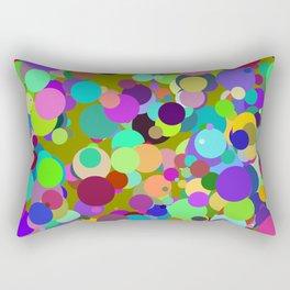 Circles #7 - 03122017 Rectangular Pillow
