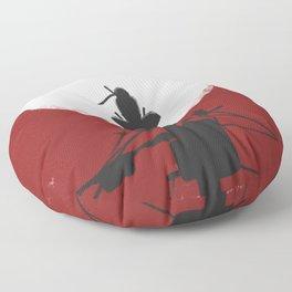 RedMoon Silhouette Floor Pillow