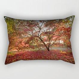 Japanece Maple Rectangular Pillow