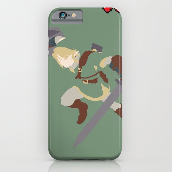 The Legend of Zelda - Link iPhone & iPod Case
