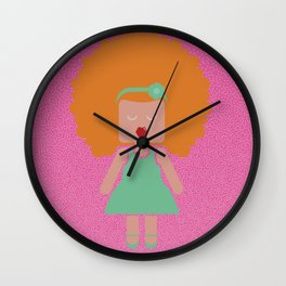 Roux Wall Clock