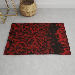 Cluster of Tetrapods (COLORS 1.5) Rug