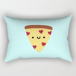 Pizza My Heart Rectangular Pillow