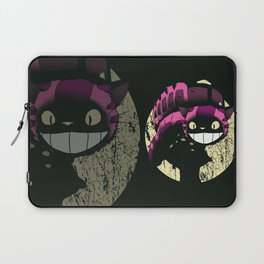 Cheshire no to toro (reworked) Laptop Sleeve