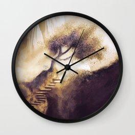 Ray of Light 2 Wall Clock