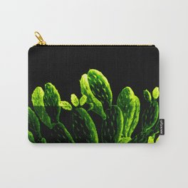 luminous cactus Carry-All Pouch