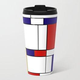 Mondrain Travel Mug