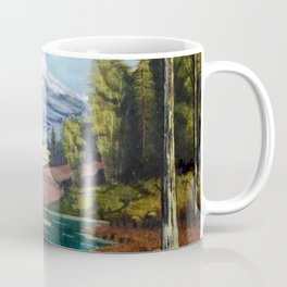 EL RÍO QUE PASA POR MI CASA Coffee Mug