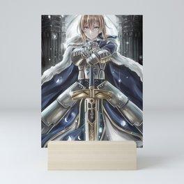 The Glory of the King Mini Art Print