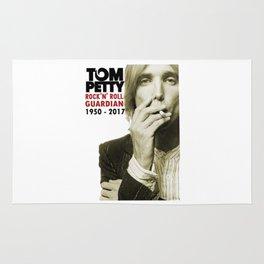 Tom Petty RIP 1950 - 2017 Rug