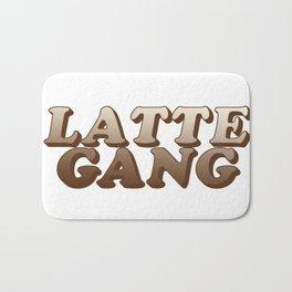 Latte gang Bath Mat